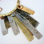 recycled -handcrafted-Bmixedmetal-necklace-Dabangajewelry